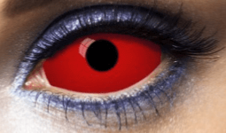 Sclera Red